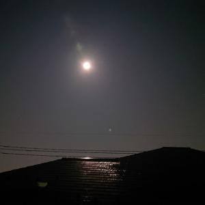 水瓶座満月
