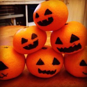 pumpkin・・・?