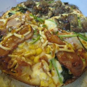 今年の母の日は「ピザ」にしました