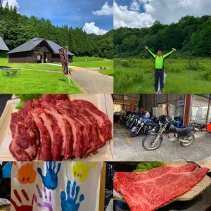 #駒止湿原^ ^ #七ヶ岳林道 #からむし #焼肉だんらん