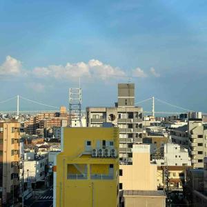 #名神 #神戸 #明石大橋 #四国にも近い場所 日本標準時