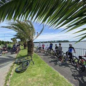 浜名湖1周サイクリング1周でした~~♪♪