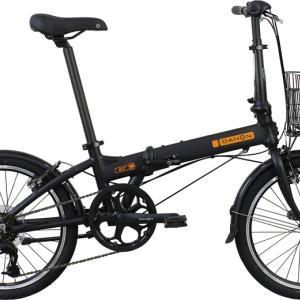 残り3台!! 特別モデルの折り畳み自転車 ♪♪