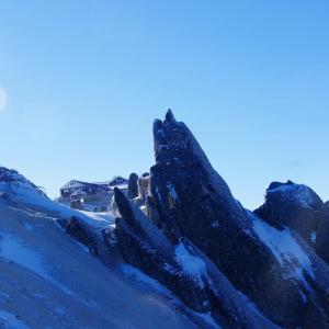 【速報】初冬の燕岳