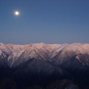 初冬の燕岳(その3)