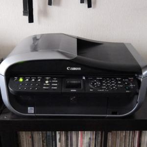 PIXUS MX850(CANON)、再び活躍