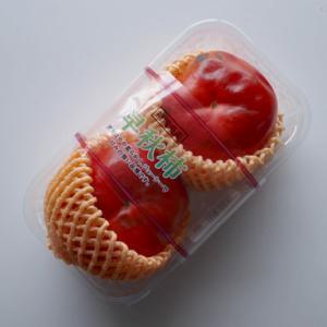 福岡県産「早秋柿」を食す