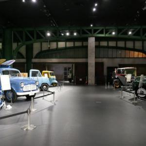 特別展示「昭和のトラック」(2019年11月13日~2020年2月26日、MEGA WEB ヒストリーガレージ)