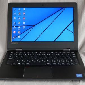 Ideapad 310S (Lenovo) のHDDをSSDに換装