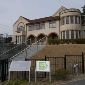 旧本多忠次邸(岡崎市東公園)