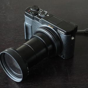 55mmのPRO1D ACクローズアップレンズ No.3と上野恩賜公園のカンザクラ、アーツ千代田3331