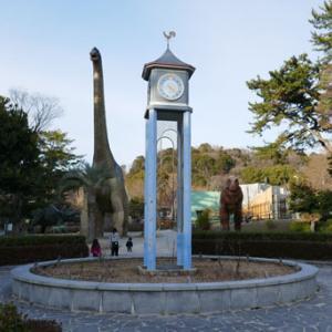 恐竜広場(岡崎市東公園)