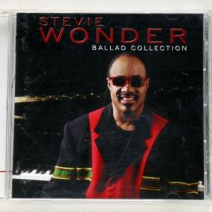 """Stevie Wonder """"Ballad Collection"""""""