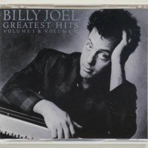 Billy Joel - Greatest Hits Volume 1 & Volume 2