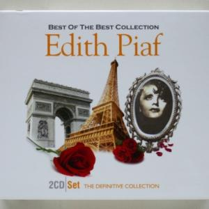 Edith Piaf - Best Of The Best Collection