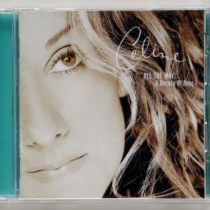 Celine - All the Way ... A Decade of Song