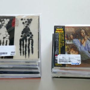 ブックオフ埼玉三郷店でCDを20枚・・
