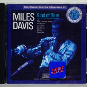 """Miles Davis : Kind Of Blue"", ""Miles Davis : Kind Of Blue"", ""Miles Davis : In a Silent Way"", ""Miles Davis' Greatest Hits"""