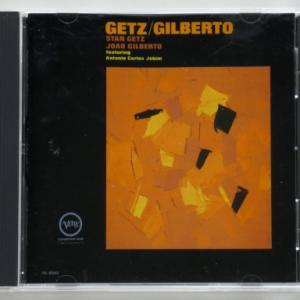 """""""GETZ / GILBERTO"""", """"Getz Plays Jobim: Girl from Ipanema"""""""