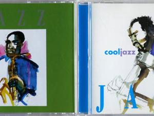 """""""In the mood for JAZZ : big band jazz"""", """"In the mood for JAZZ : cool jazz"""""""