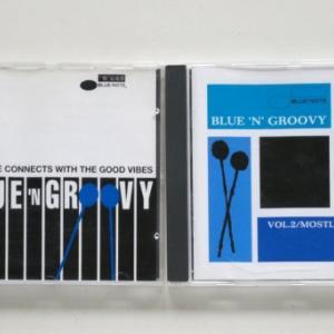"""""""Blue 'n' Groovy 1"""",  """"Blue 'n' Groovy 2"""""""