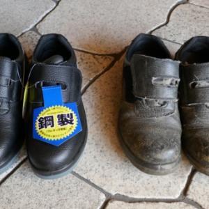 作業靴DSF-02(ミドリ安全)を更新