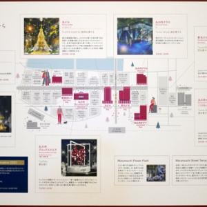 Marunouchi Bright Christmas 2020 (2020年11月5日~12月25日)