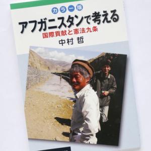 「カラー版 アフガニスタンで考える―国際貢献と憲法九条」