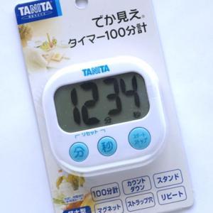 クッキングタイマーTD-384(タニタ)