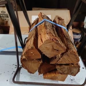 薪を結束する時の補助具について聞かれたのでネタにしてみる。