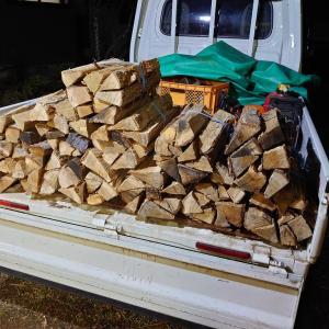 薪の売り上げが多くは入っていた月曜日