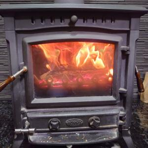 今冬は寒くなると聞きます。そろそろ自家用薪の準備をしなくては・・