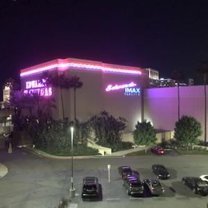 毎度、道に迷う。Irvine Spectrum Center