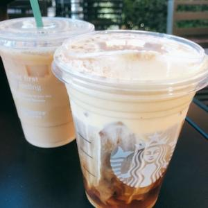 スタバの Pumpkin Cream Cold Brew
