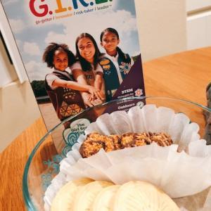 ガールスカウトクッキーの季節ですね。それに引き換え、ボーイスカウトときたら…