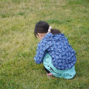 娘とカメラを持って、お散歩へ。