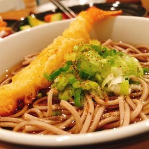 オープンで天ぷら。トレジョの海老天。