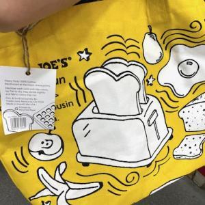 こ、これは!トレジョの新作バッグですね。Breakfast Bag。
