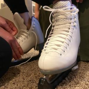 私のスケートシューズ♪