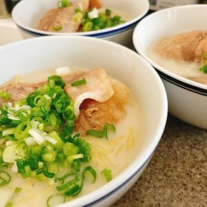 生麺タイプは、社食や百貨店地下の感じがしますよね。