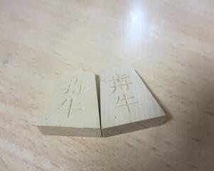 和象戯(将棋)駒 ~その7~