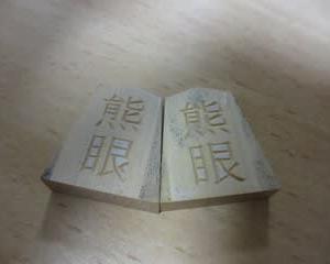 和象戯(将棋)駒 ~その14~