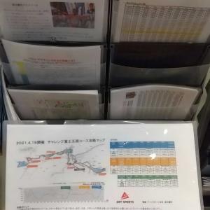 【どこよりも早いチャレンジ富士五湖攻略マップ配布開始】