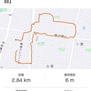 【ランチタイムウォーキング3日目】