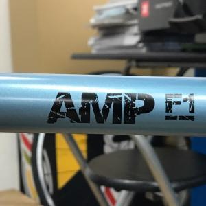 AMP F1を組み立てました。
