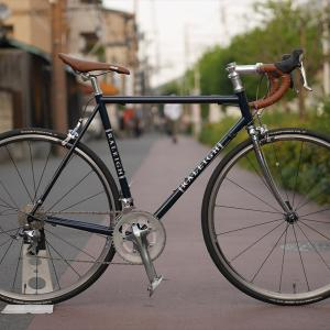 RALEIGH CRNをオーバーホールしました。