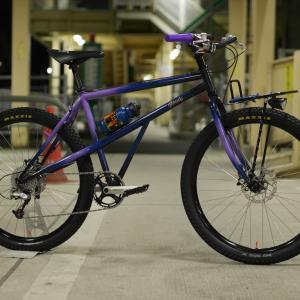 自転車を塗装してみませんか?