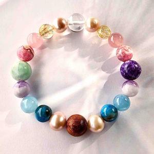 6月の誕生石パール・真珠を使った天然石ブレスレットをお勧めする理由