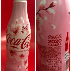 Coca-Colaスリム SAKURA2020