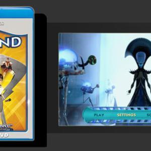 海外盤『メガマインド』3D映像評価